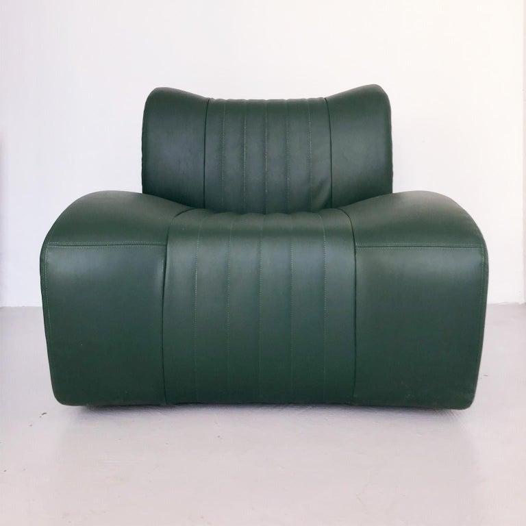 GDA Gentlemen Driving Armchair Spinzi Design  In Excellent Condition In Milan, IT