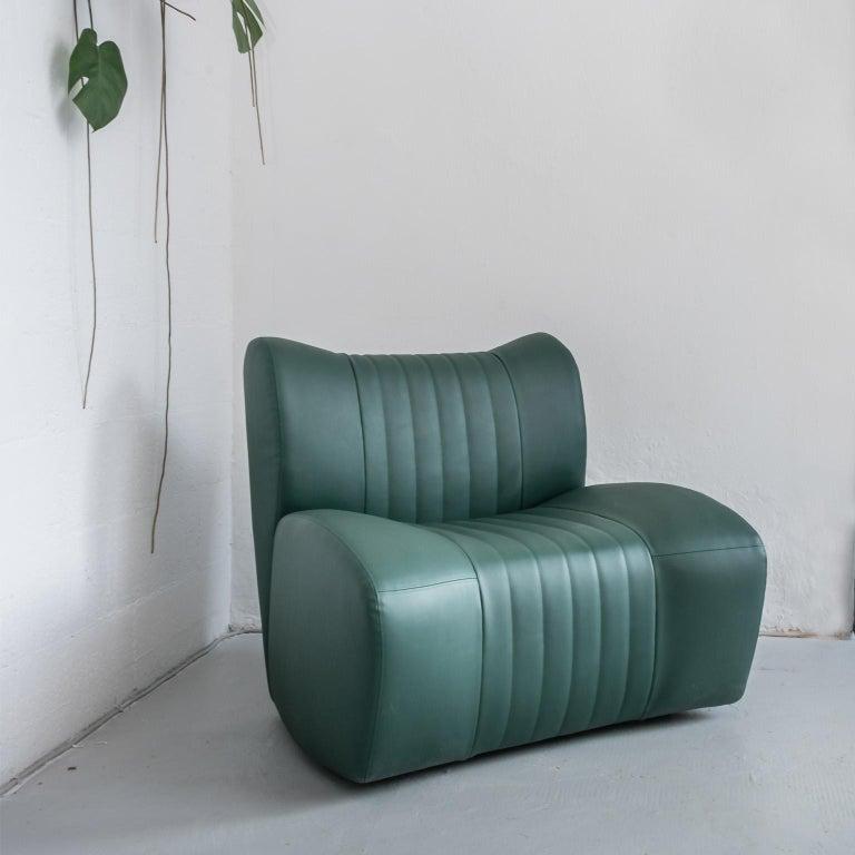 GDA Gentlemen Driving Armchair Spinzi Design  1