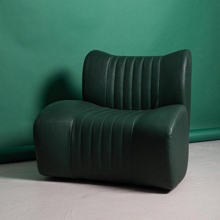 GDA Gentlemen Driving Armchair Spinzi Design  3