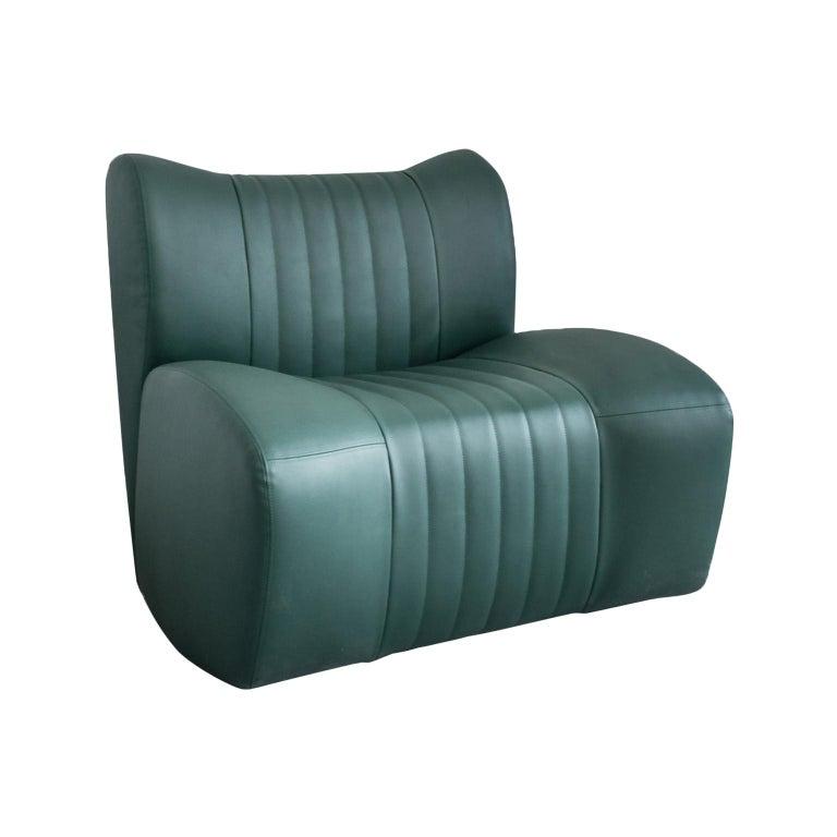 GDA Gentlemen Driving Armchair Spinzi Design