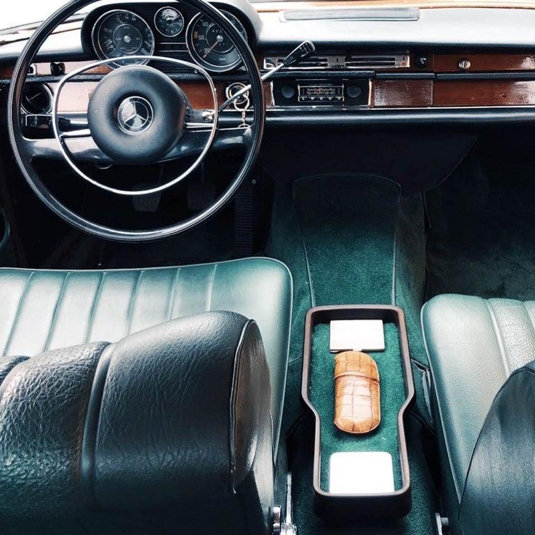 GDA Gentlemen Driving Armchair Spinzi Design  9