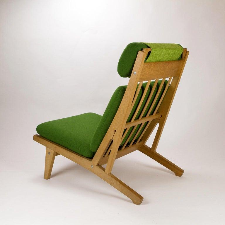 Danish GE 375 Side Chair by Hans Wegner for GETAMA, Denmark, 1960s For Sale