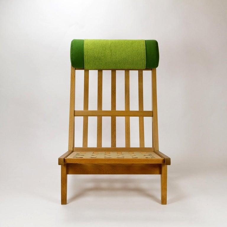 GE 375 Side Chair by Hans Wegner for GETAMA, Denmark, 1960s For Sale 1
