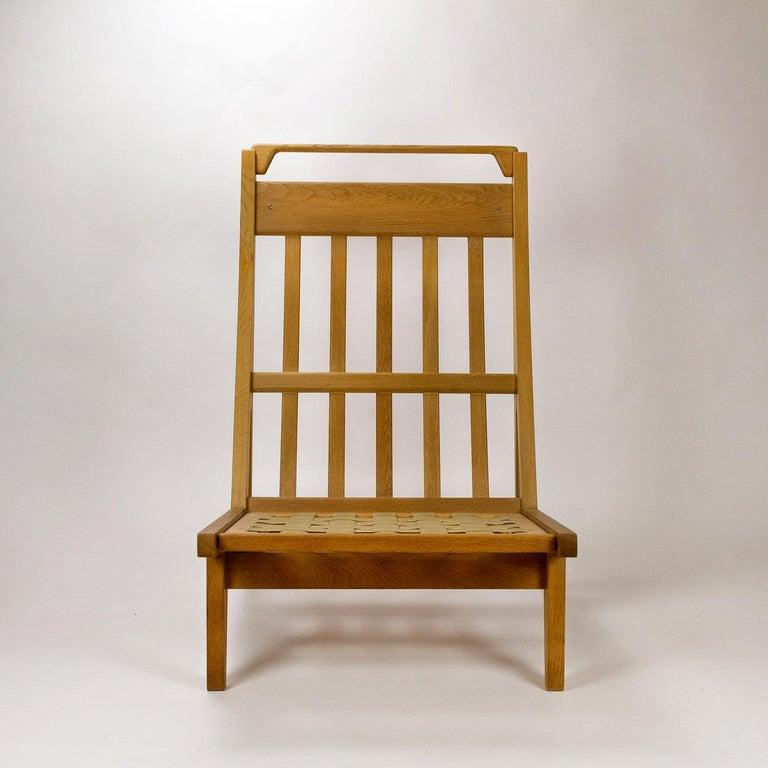 GE 375 Side Chair by Hans Wegner for GETAMA, Denmark, 1960s For Sale 2