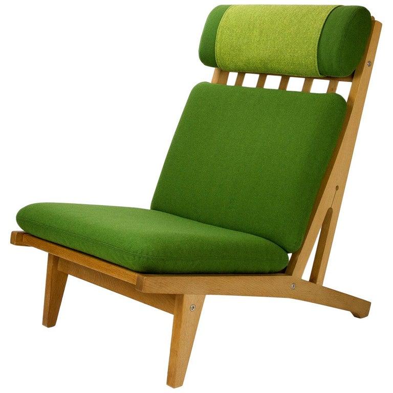 GE 375 Side Chair by Hans Wegner for GETAMA, Denmark, 1960s For Sale
