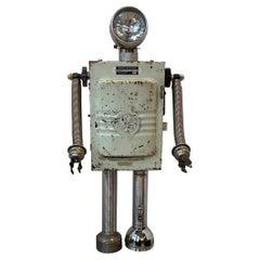 G.E. Robot Sculpture by Bennett Robot Works
