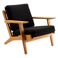 GE290 Armchair by Hans Wegner for GETAMA, Denmark, 1950s
