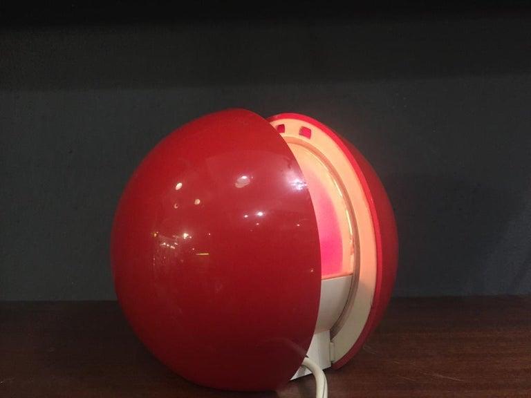 Italian GEA Lamp by Gianni Colombo for Arredoluce For Sale