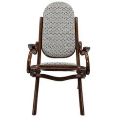 Gebrüder Thonet Folding Chair No.1, circa 1867