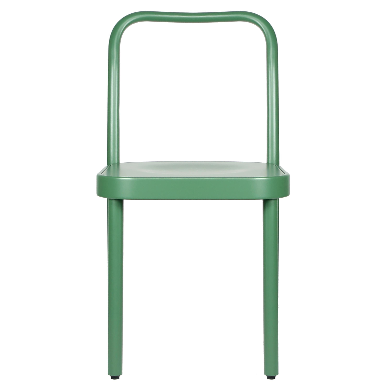 Gebrüder Thonet Vienna GmbH Sugiloo Chair in Dark Green by Michael Anastassiades