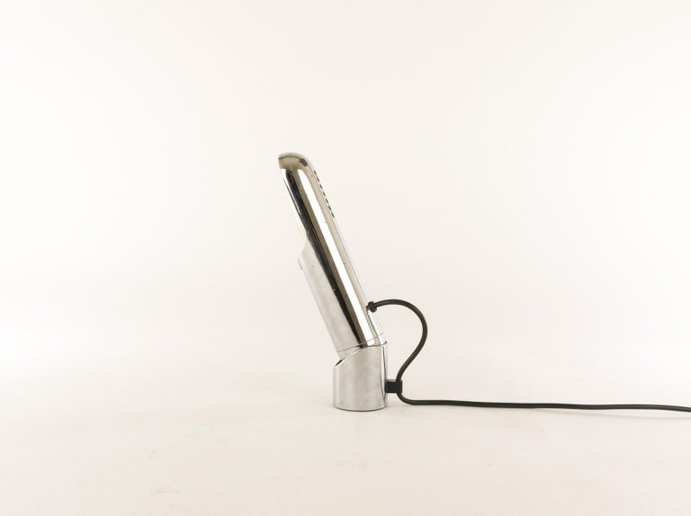 Gecko Table Lamp by Gianfranco Frattini for Leuka, 1970s In Good Condition For Sale In Rotterdam, NL