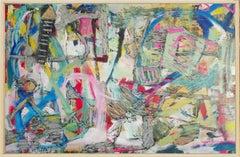 The Price of Freedom Opus II, Painting, Acrylic on Wood Panel