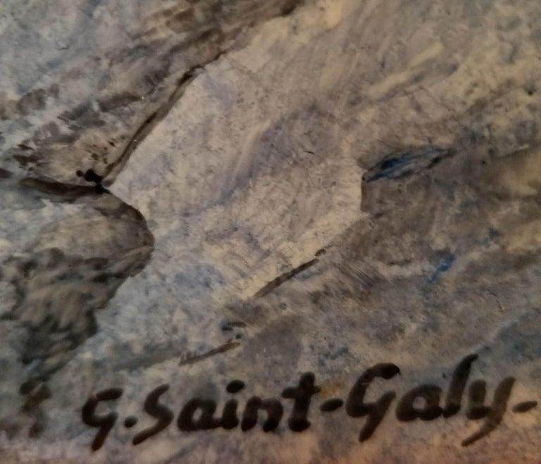 Mid-Century Modern Gela St. Galy