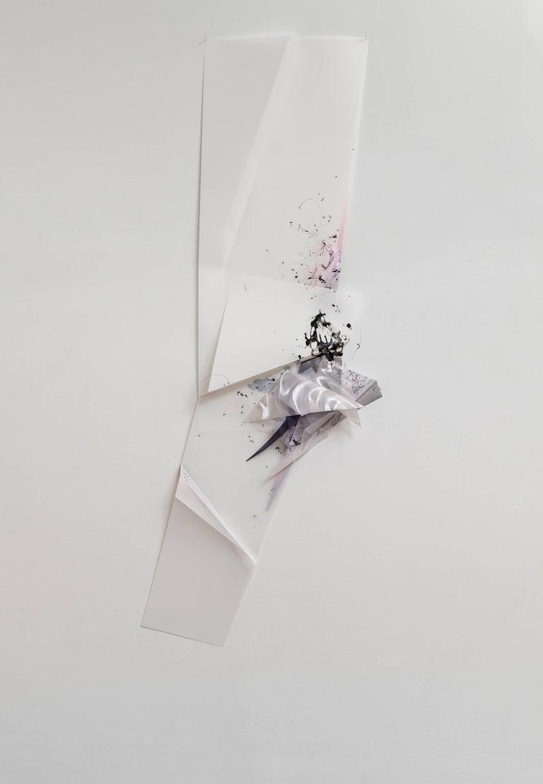 Gelah Penn, 'Serial Polyglot Y', 2014-15, Metal, Wire, Graphite, Digital Print  For Sale 1