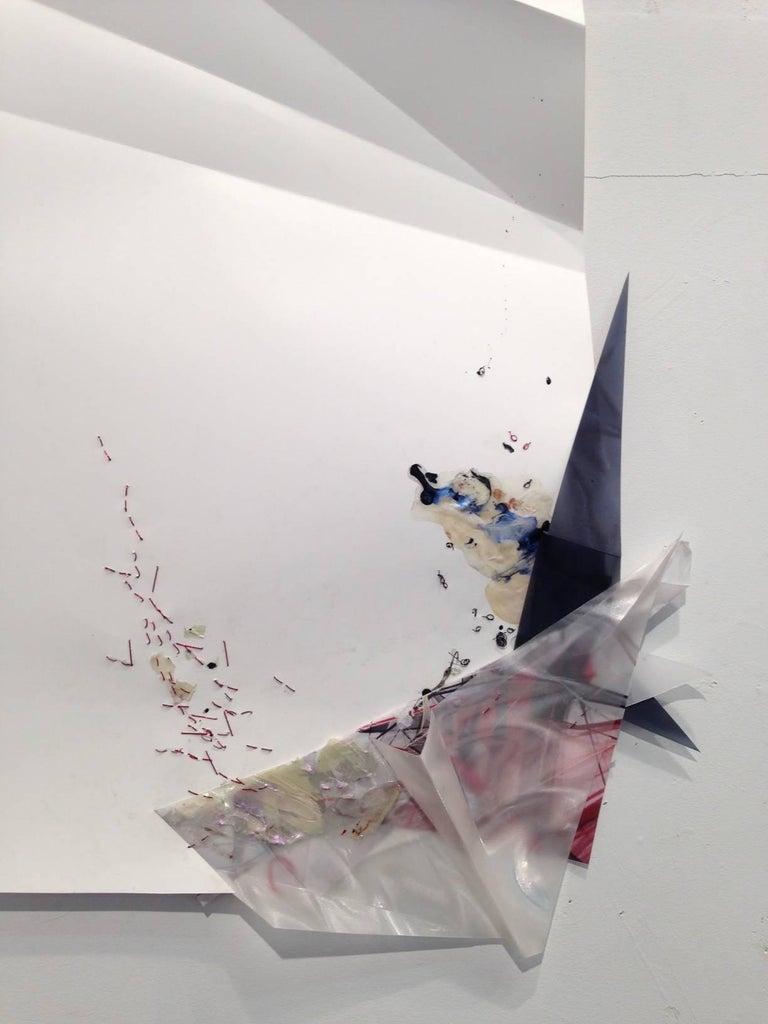 Gelah Penn, 'Serial Polyglot Y', 2014-15, Metal, Wire, Graphite, Digital Print  For Sale 5