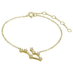 Gemini Constellation Bracelet
