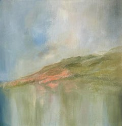 Gemma Bedford, Summer at the Lake, Original seascape painting