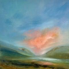 Gemma Bedford, Summer Dreams, Original landscape painting