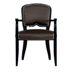 Gemma Black Chair
