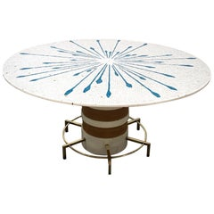 Genaro Alvarez Dining Table