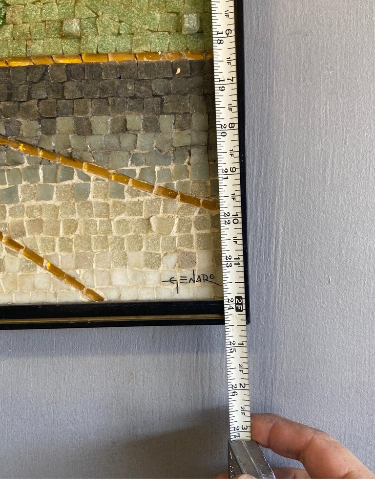 Genaro Alvarez Wall Mosaic For Sale 2