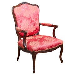 Generous Georgian Armchair