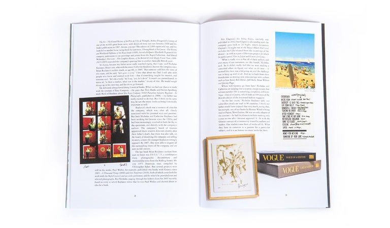 Genesis 100 – Set of Four Pocket-Sized Limited Edition Books For Sale 1