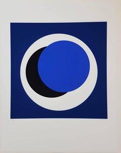 Blue Circle (Cercle bleu)