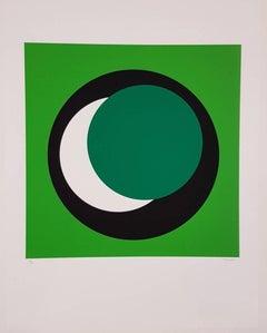 Dark Green Circle (Cercle vert foncé)