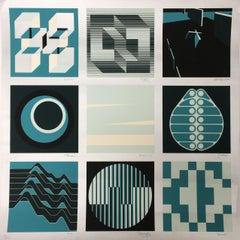 """Exhibition """"Les Couleurs Harmonic 75"""" seen by 9 Painters"""