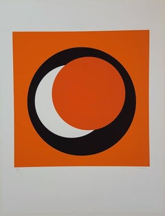 Orange Circle (Cercle orange)