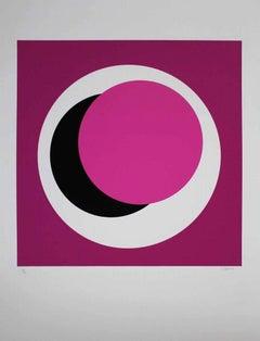 Pale Pink Circle (Cercle rose pale)
