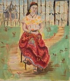 Frida Kahlo Study
