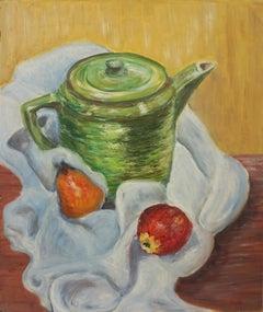 Breakfast Tea by Genevieve Rogers