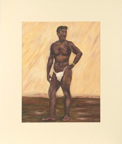 Portrait of an African American Man