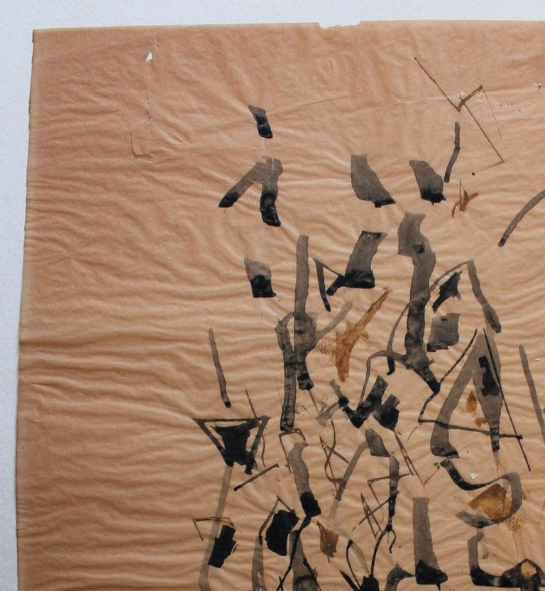 20th Century Genichiro Inokuma 'Japanese 1902-1993' Original Ink Drawing For Sale