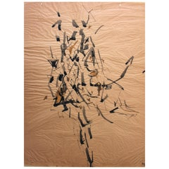 Genichiro Inokuma 'Japanese 1902-1993' Original Ink Drawing