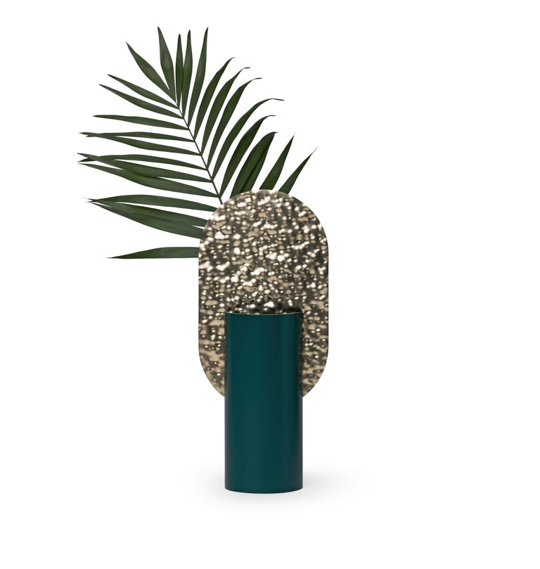 Modern Genke Limited Edition Vase by Noom For Sale