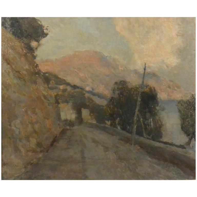 Gennaro Villani, Amalfi Coast In Good Condition For Sale In New York, NY