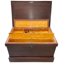 Gentleman Cabinetmakers Fitted Tool Chest