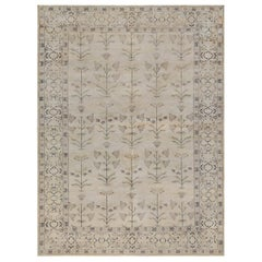 Genuine Quality Handwoven Agra Rug