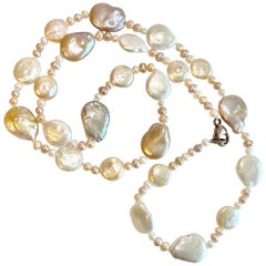 Pearl Multi-Strand Necklaces
