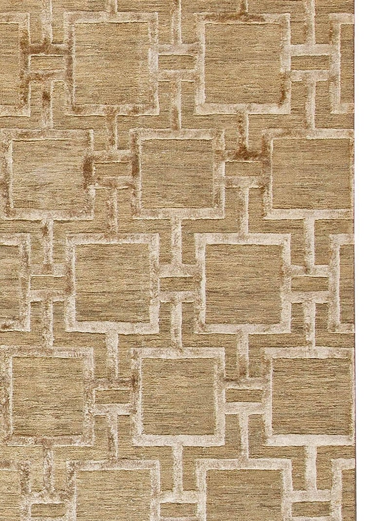 Geo Henley Rug In New Condition For Sale In New York, NY