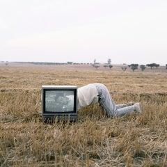 Naka in the TV