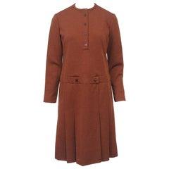Geoffrey Beene Knit Dress, c.1970