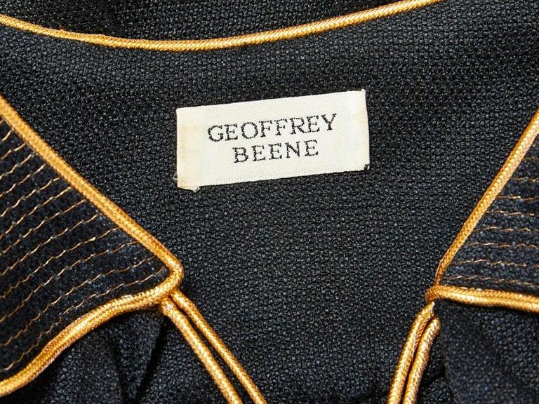Women's Geoffrey Beene Silk Skirt Ensemble  For Sale