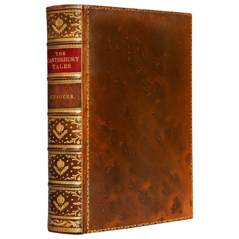 Geoffrey Chaucer, The Canterbury Tales For Sale