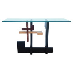Geoffrey Green Midcentury Console Table