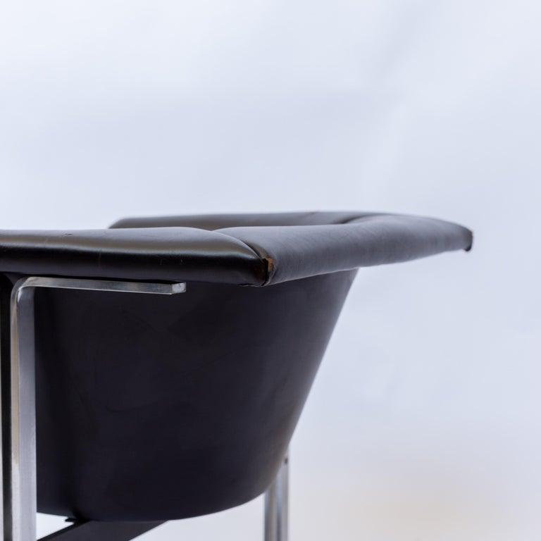 Geoffrey Harcourt Chair for Artifort, Model 042, Netherlands, 1970s 3