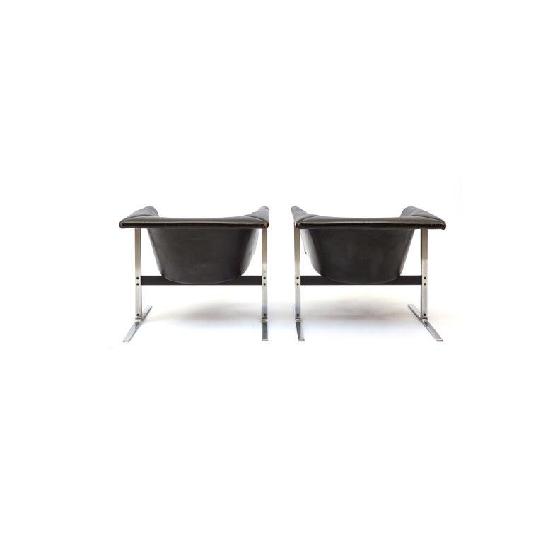 Mid-Century Modern Geoffrey Harcourt Chair for Artifort, Model 042, Netherlands, 1970s